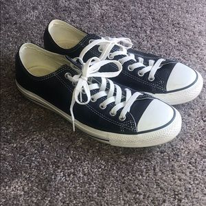 Converse All Star leather low cut